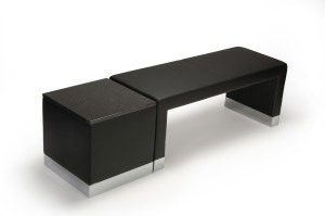 panca bench with table by benchmark design group